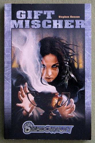 """Giftmischer (Shadowrun: GERMAN-language edition of """"Poison Agenda"""")"""