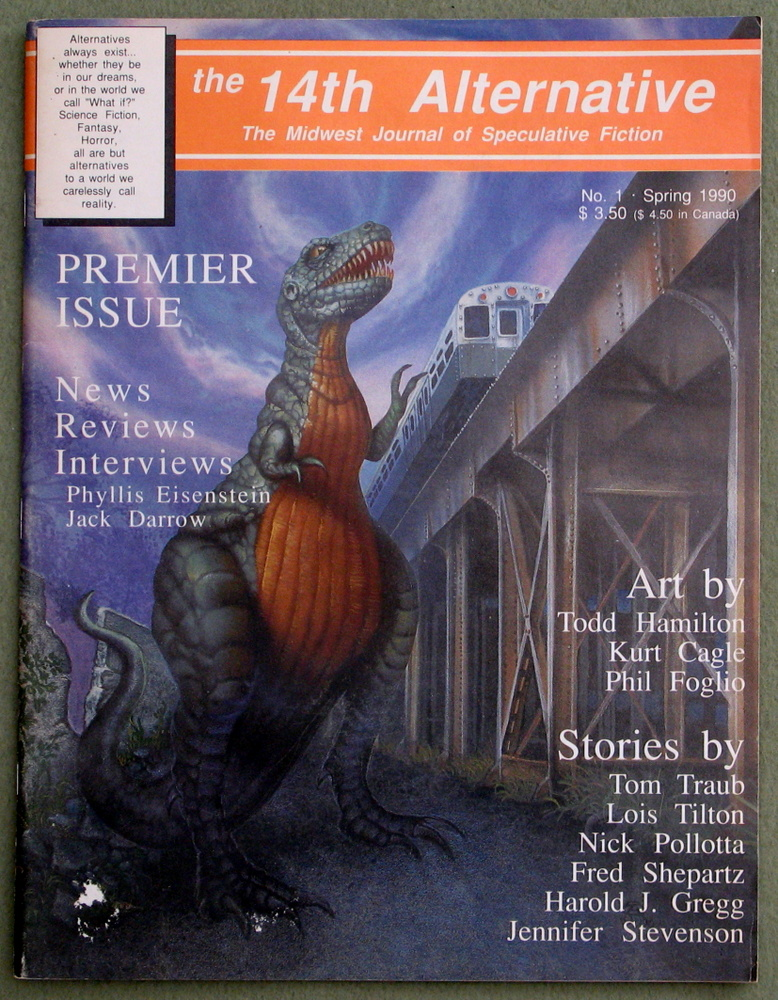 The 14th Alternative: The Midwest Journal of Speculative Fiction (No. 1, Spring 1990)