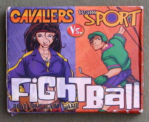 Fightball: Cavaliers vs Team Sport