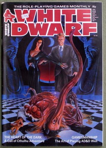 White Dwarf Magazine, Issue 75