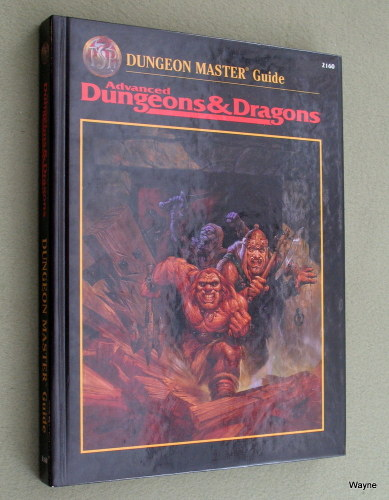 Dungeon Master Guide (Advanced Dungeons & Dragons, 2nd Edition Revised)