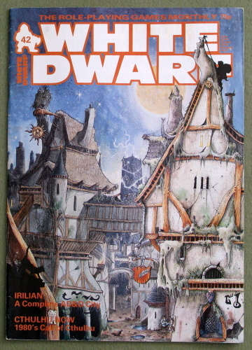 White Dwarf Magazine, Issue 42