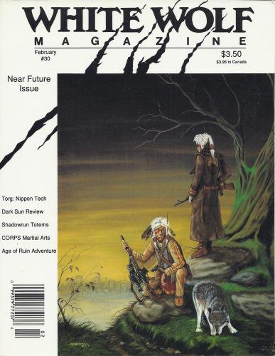 White Wolf Magazine, Issue 30