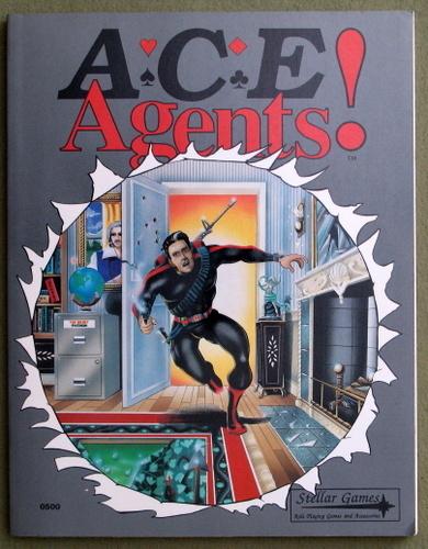 A.C.E. (ACE) Agents!
