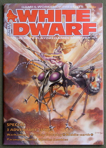 White Dwarf Magazine, Issue 87