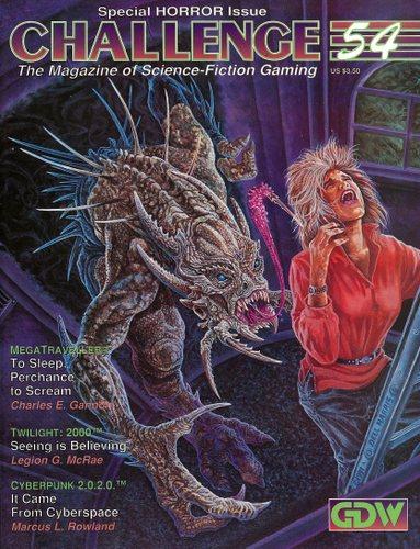 Challenge Magazine, Issue 54