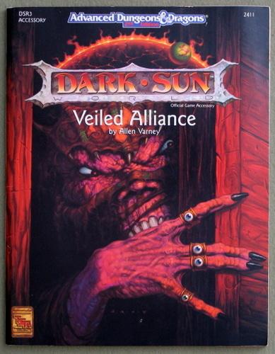 Veiled Alliance (Advanced Dungeons & Dragons: Dark Sun Module DSR3), Allen Varney