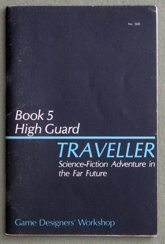 Traveller Book 5: High Guard, 2nd Edition