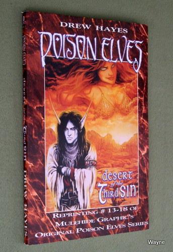 Poison Elves, Vol. 3 (Desert of the Third Sin), Drew Hayes