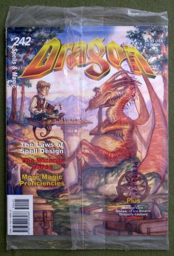 Dragon Magazine, Issue 242