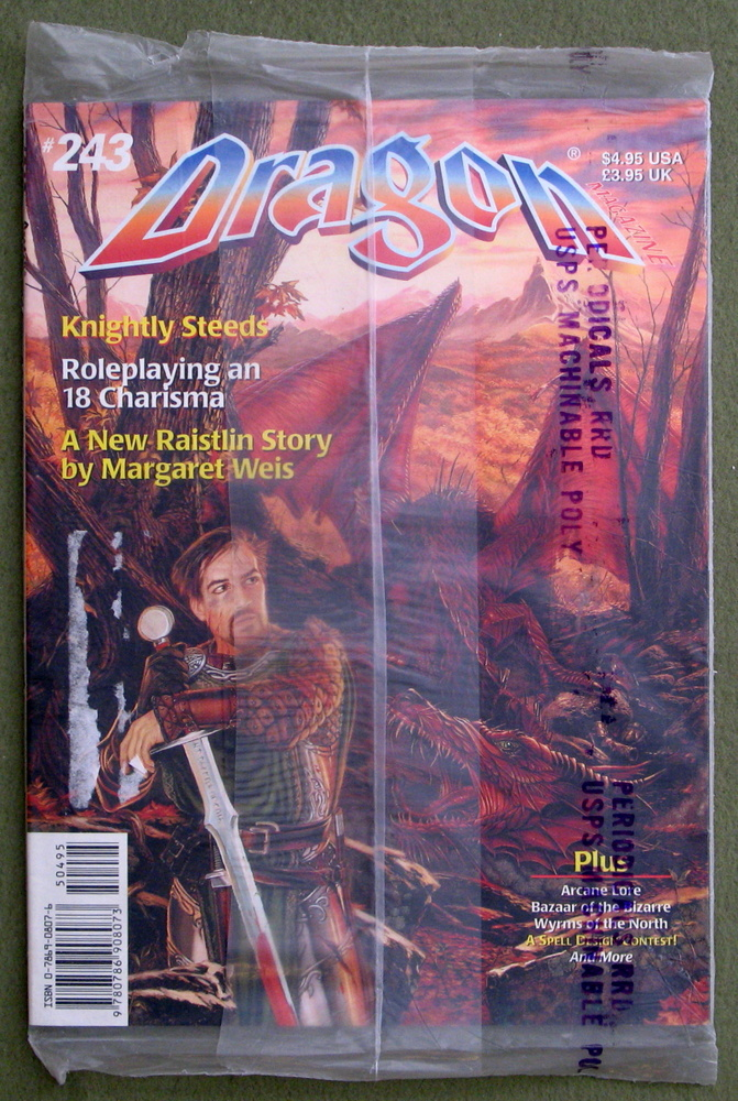 Dragon Magazine, Issue 243