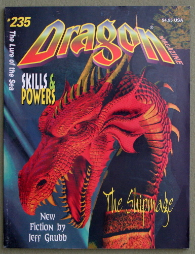 Dragon Magazine, Issue 235