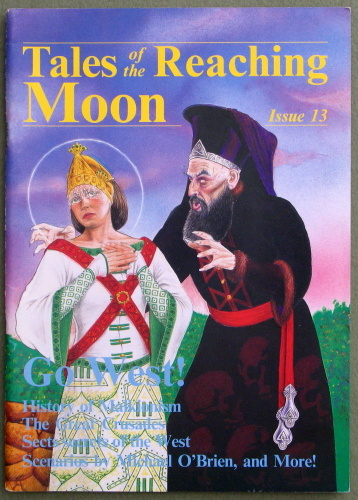 Tales of the Reaching Moon, Issue 13 (Glorantha/Runequest)