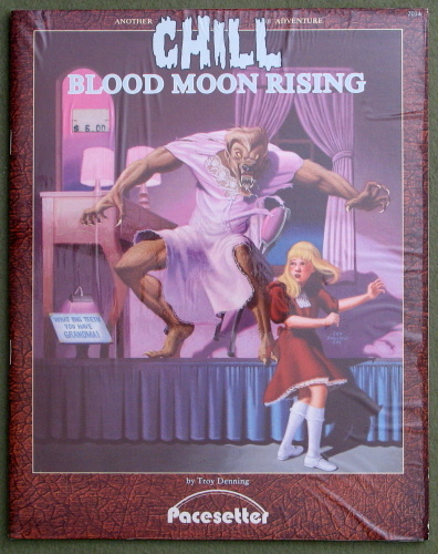 Blood Moon Rising (Chill), Troy Denning