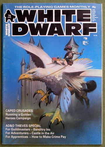 White Dwarf Magazine, Issue 76
