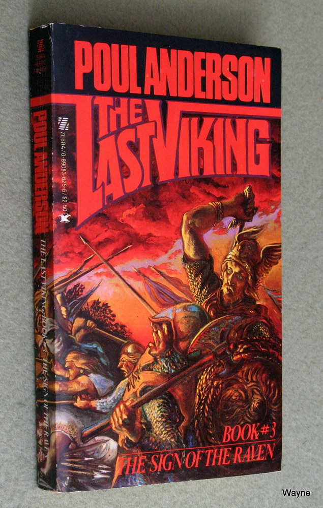 Sign of the Raven (Last Viking, Book 3), Poul Anderson