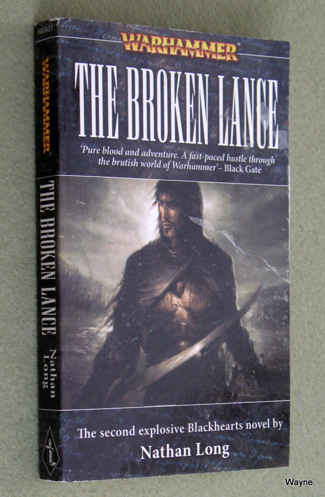 The Broken Lance (Warhammer Novels)
