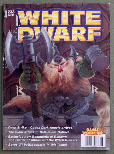 White Dwarf Magazine, Issue 233 (June 1999)