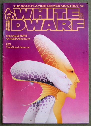 White Dwarf Magazine, Issue 40