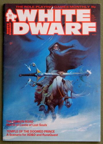 White Dwarf Magazine, Issue 54