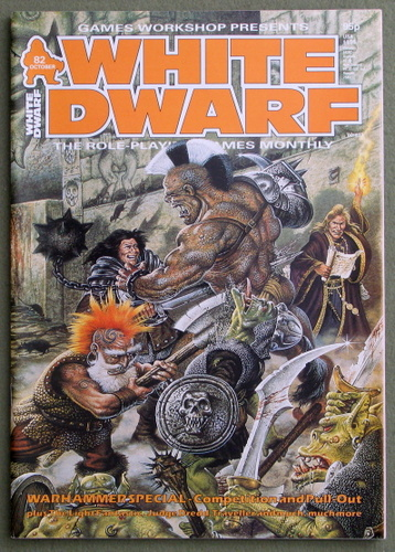 White Dwarf Magazine, Issue 82