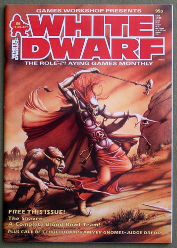 White Dwarf Magazine, Issue 86