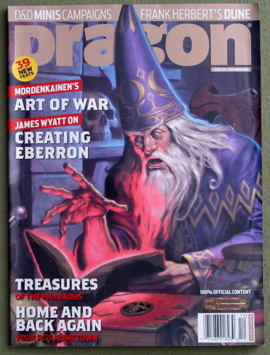 Dragon Magazine, Issue 325