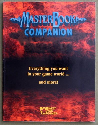 MasterBook Companion (D6/Masterbook)