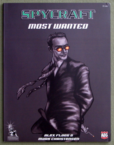 Most Wanted (Spycraft), Alex Flagg & Mark Christensen