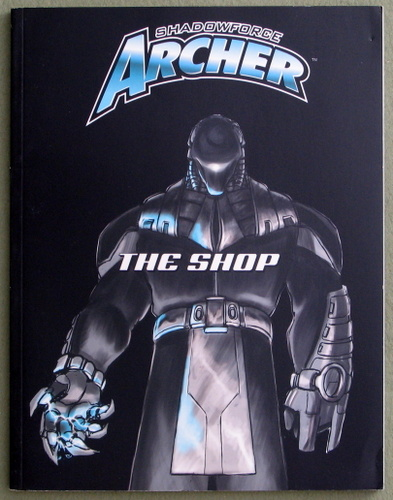 The Shop (Shadowforce Archer)
