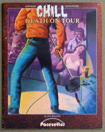 Death on Tour (Chill), John Brunelle