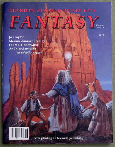Marion Zimmer Bradley's Fantasy Magazine Issue #26
