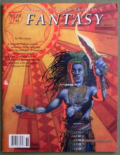 Marion Zimmer Bradley's Fantasy Magazine Issue #36