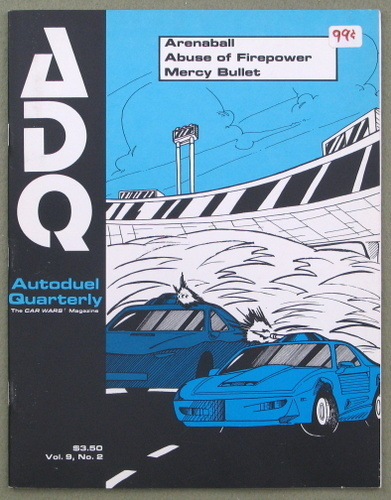 Autoduel Quarterly/ADQ: Vol. 9, No. 2 (Car Wars)