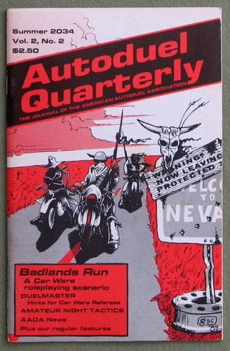 Autoduel Quarterly: Vol. 2, No. 2 (Car Wars)