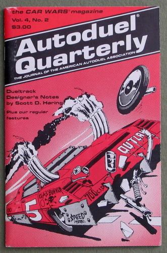 Autoduel Quarterly: Vol. 4, No. 2 (Car Wars)