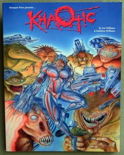 Khaotic: A Schizotronic Role-Playing Game, Joe & Kathleen Williams