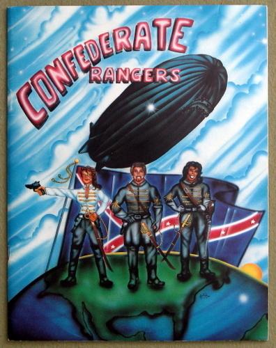 Confederate Rangers, Larry Hedrick