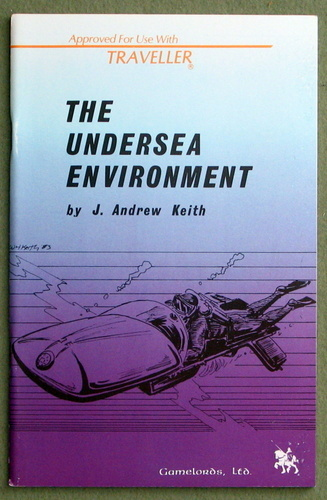The Undersea Environment (Traveller), J. Andrew Keith