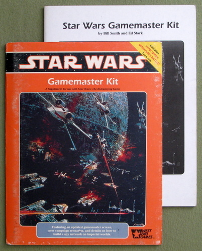Gamemaster Kit (Star Wars RPG), Bill Smith & Ed Stark