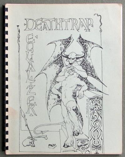 Deathtrap Equalizer Dungeon (Tunnels & Trolls) - 1ST EDITION, Ken St. Andre & Liz Danforth