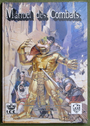 Manuel des Combats (Rolemaster: French Edition)