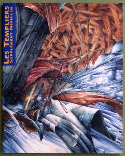 Nephilim : Les Templiers (supplément numéro 2)