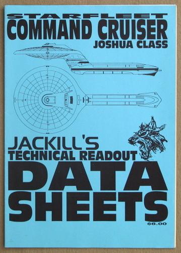 Starfleet Joshua Class Command Cruiser (Jackill's Technical Readout Data Sheets)