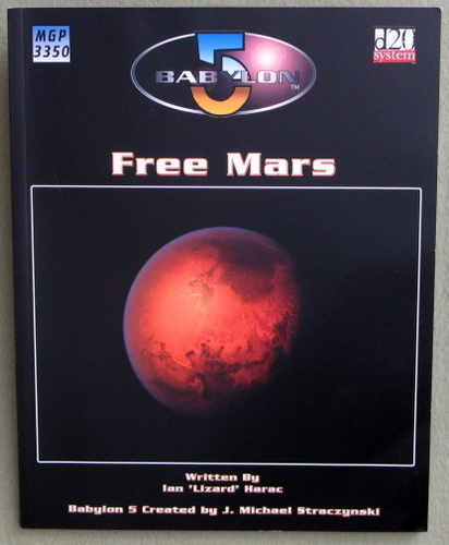 Free Mars (Babylon 5 Roleplaying Game)