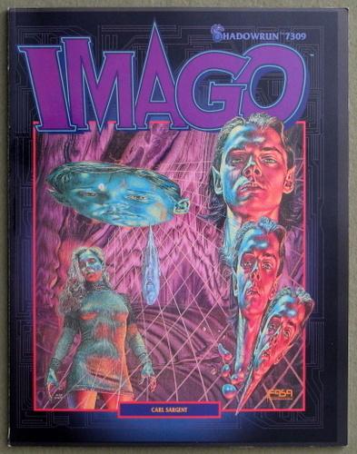 Imago (Shadowrun), Carl Sargent