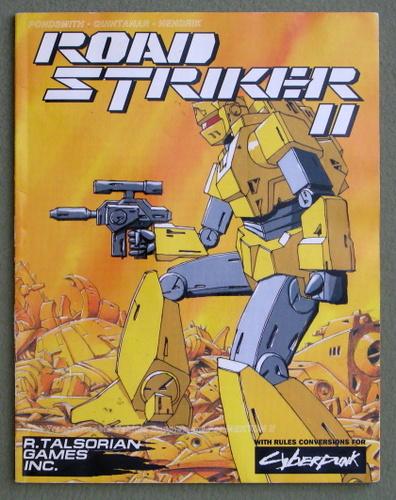 Roadstriker II (Mekton II RPG) - PLAY COPY