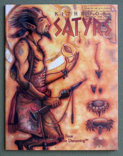 Kithbook: Satyrs (Changeling, the Dreaming), Angel McCoy