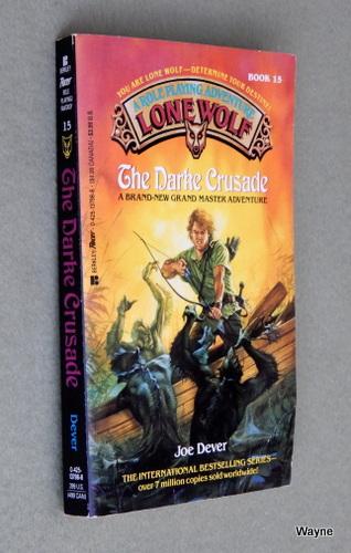 The Darke Crusade (Lone Wolf, No 15), Joe Dever