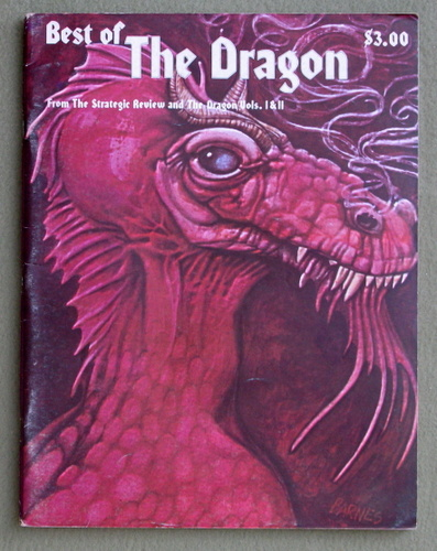 Best of Dragon Magazine/from the Strategic Review and the Dragon (Best of the Dragon)
